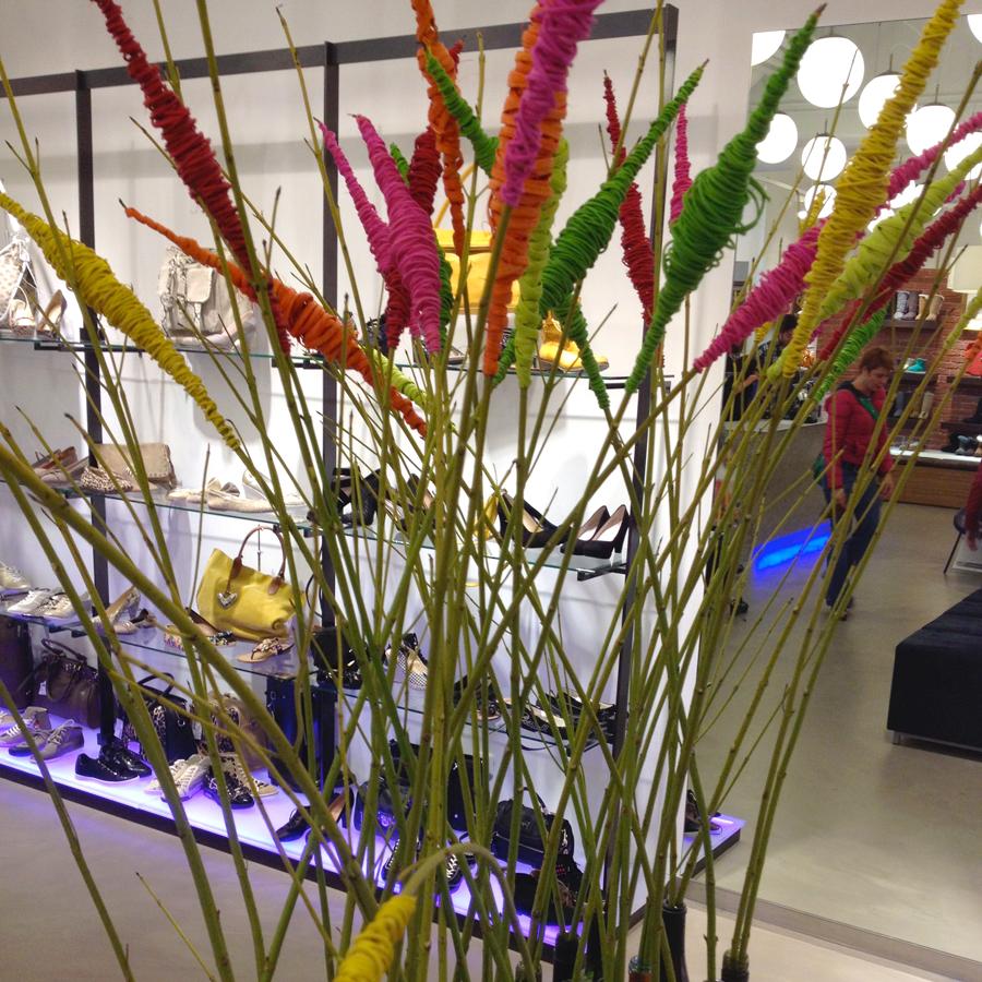 Arrrangement in je winkel | Shoebox dames Apeldoorn