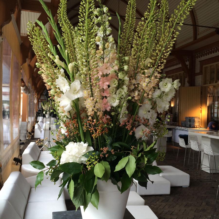 Bloemen en events | Bloemarrangement Paleis het Loo Apeldoorn