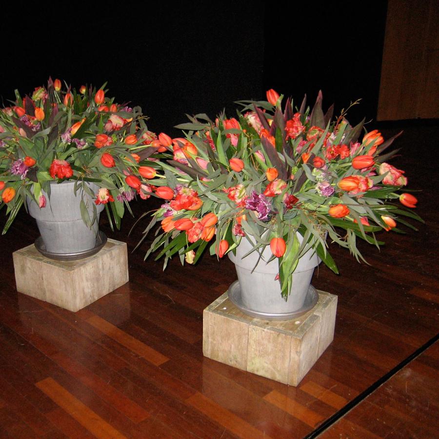 Bloemen en events | Tulpenboeket Bachkoor Apeldoorn