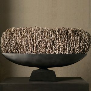 Interieurobject Zilvervaren op schaal